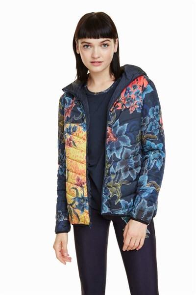 Desigual Jackets Woman Chaq Jackeline 19SWEW56 38 Grey s