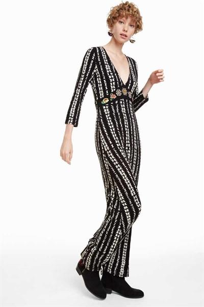 šaty Desigual July negro