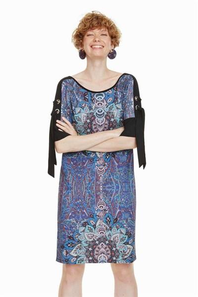 šaty Desigual Yamina negro