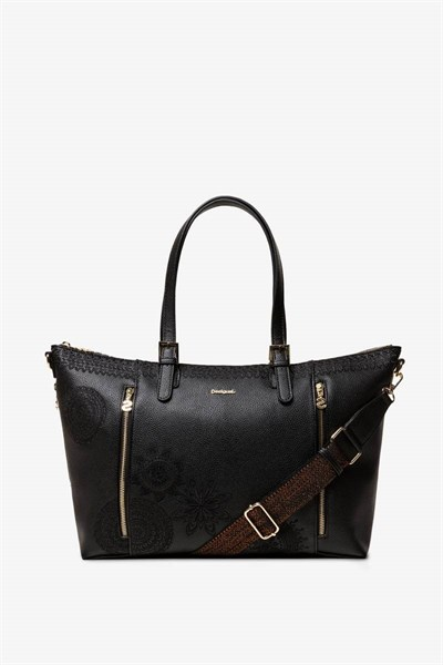 kabelka Desigual Dark Amber Verona negro