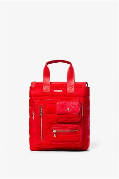 kabelka Desigual Cosmic Fantastic Maldivas rojo