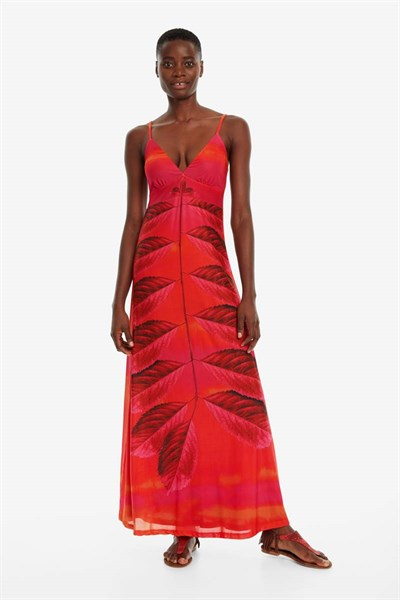 šaty Desigual Marcela rosa primula
