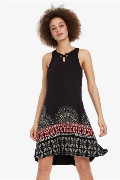 šaty Desigual Valery negro