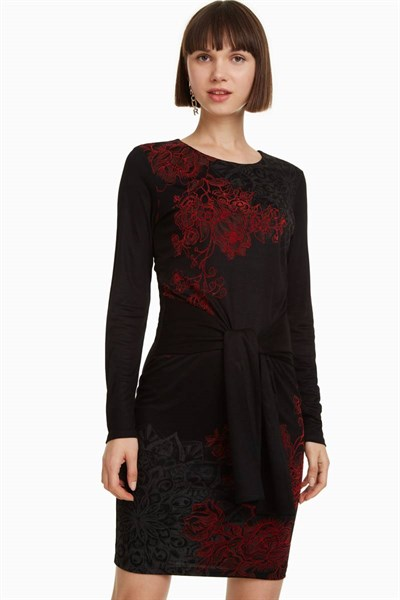 šaty Desigual Duna negro
