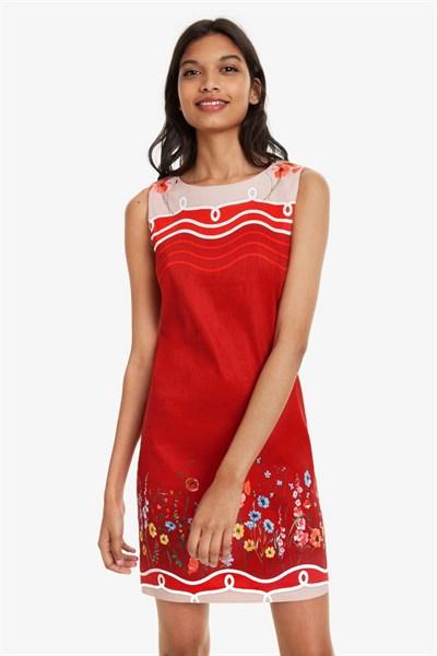 šaty Desigual Patrice menorca