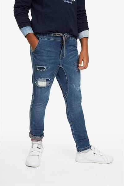 jeansy Desigual Cast denim medium wash
