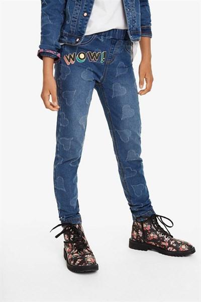 jeansy Desigual Gome denim medium wash