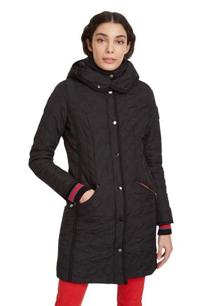kabát Desigual Leicester negro
