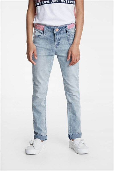 jeansy Desigual Gonz denim light wash
