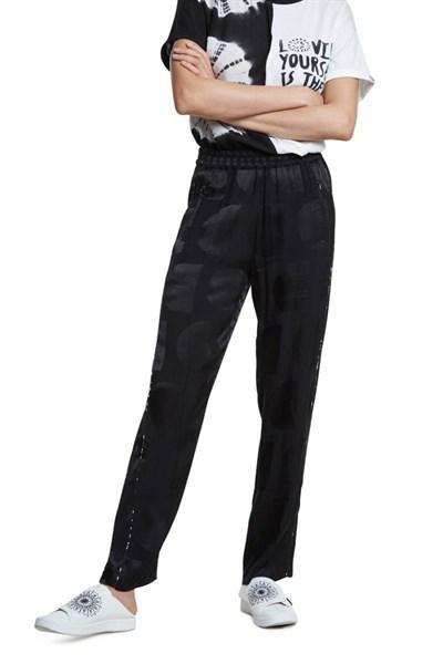 kalhoty Desigual Agrinio negro