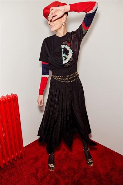 šaty Desigual Noosa negro