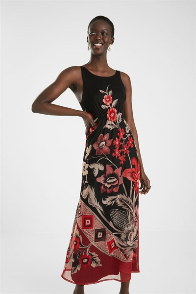 šaty Desigual Londres negro