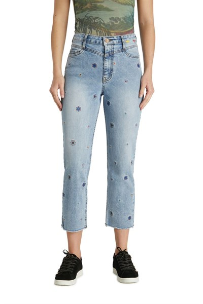 jeansy Desigual Juliet denim medium wash