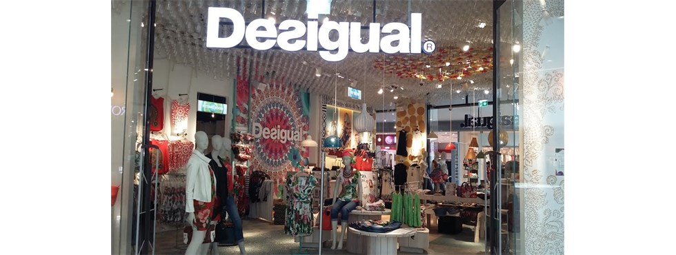 Desigual Bratislava - Bory Mall