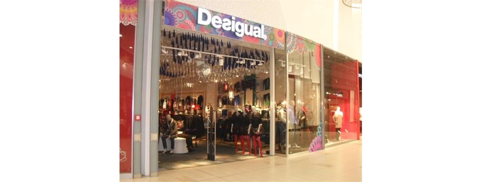 Desigual Ostrava - Avion Shopping Park