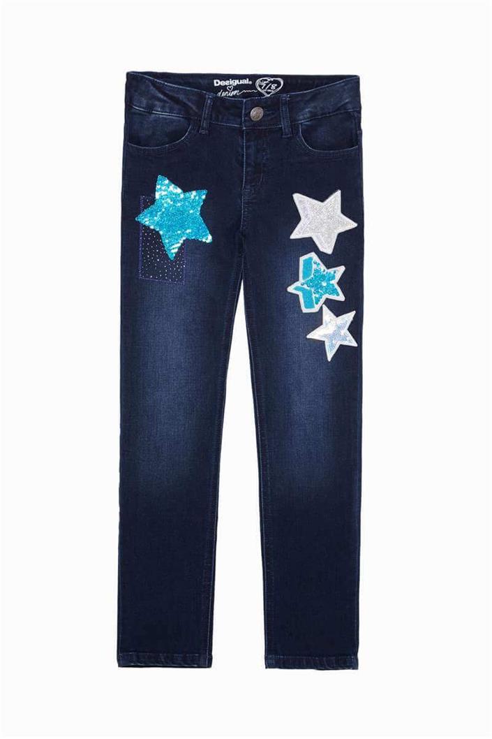 jeansy Desigual Cassamian denim medium wash