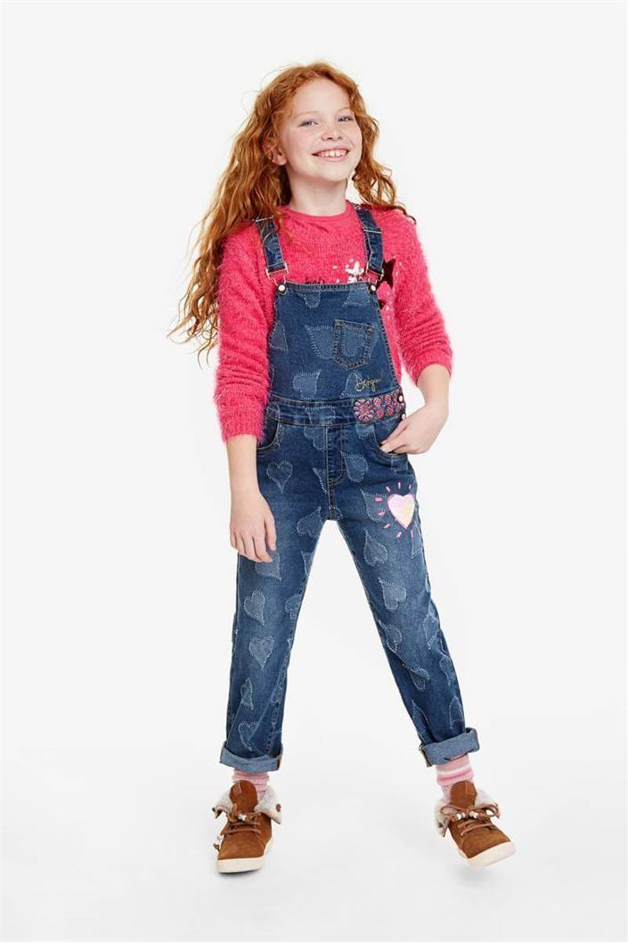 jeansy Desigual Ruiz denim medium wash