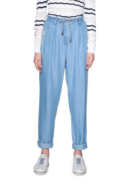 jeansy Desigual Im Ol denim medium light