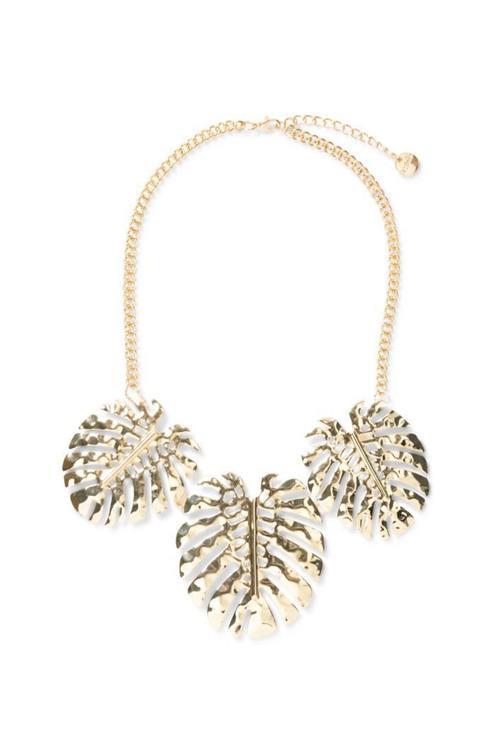 náhrdelník Desigual Collar Kara dorado