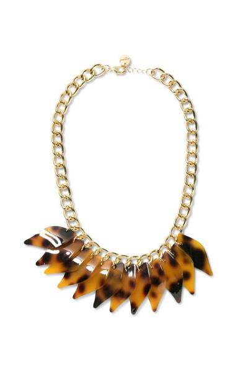 náhrdelník Desigual Collar Dafne marron