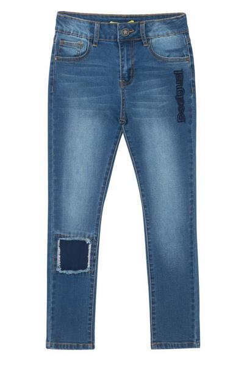 jeansy Desigual Denim Dyla denim medium wash