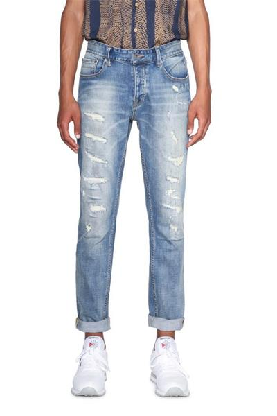 jeansy Desigual Denim Peter denim medium wash
