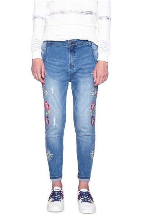 jeansy Desigual Denim Brazza denim medium wash