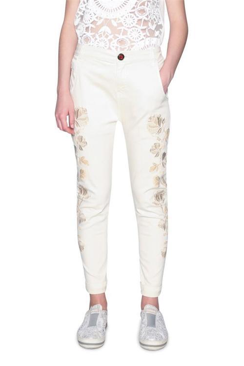 jeansy Desigual Belém Brazi denim nature