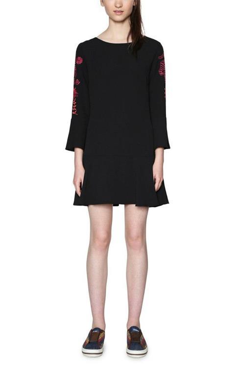 šaty Desigual Raimundo negro