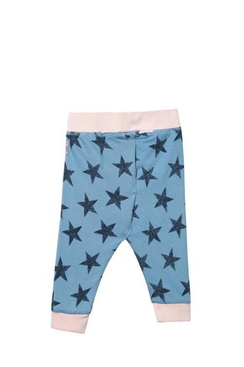 kalhoty Desigual Silvia azul capri