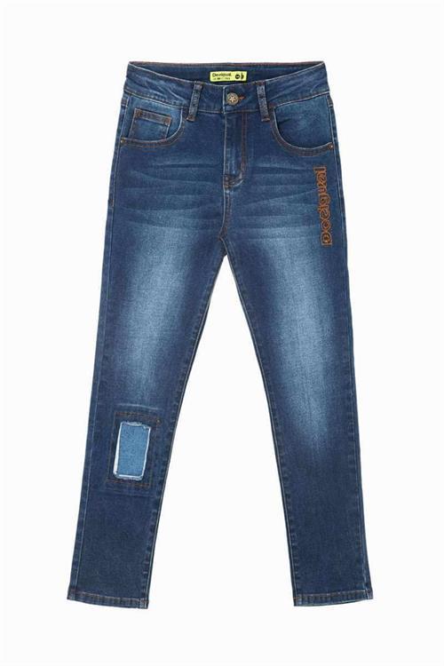 džínsy Desigual Cyan jeans