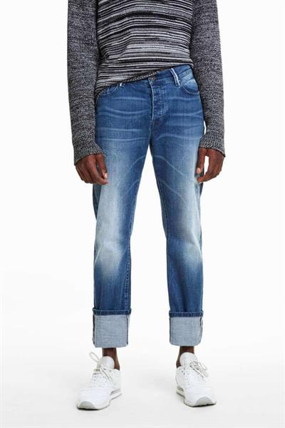 jeansy Desigual Camillo denim medium wash