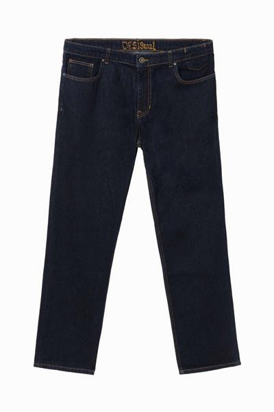 jeansy Desigual Jordi denim dark blue