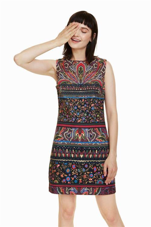 šaty Desigual Gracia negro