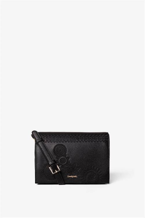 kabelka Desigual Dark Amber Imperia negro
