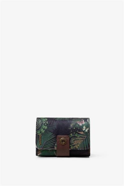 peněženka Desigual Bambola kaki