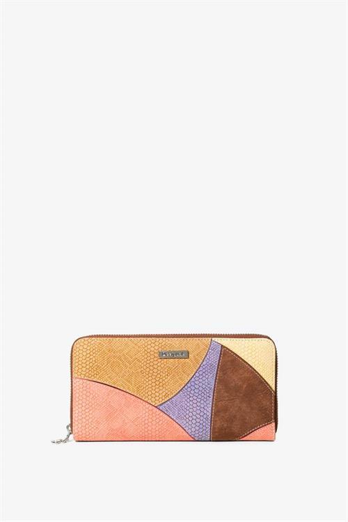 peněženka Desigual Jackie Fiona beige