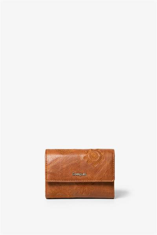 peněženka Desigual Alba camel