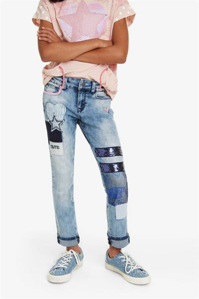 jeansy Desigual Abad jeans