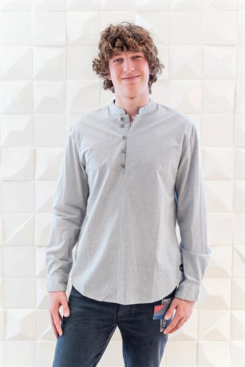 tričko Desigual Adonis hielo