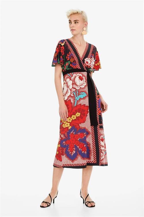 šaty Desigual Amaryllis negro