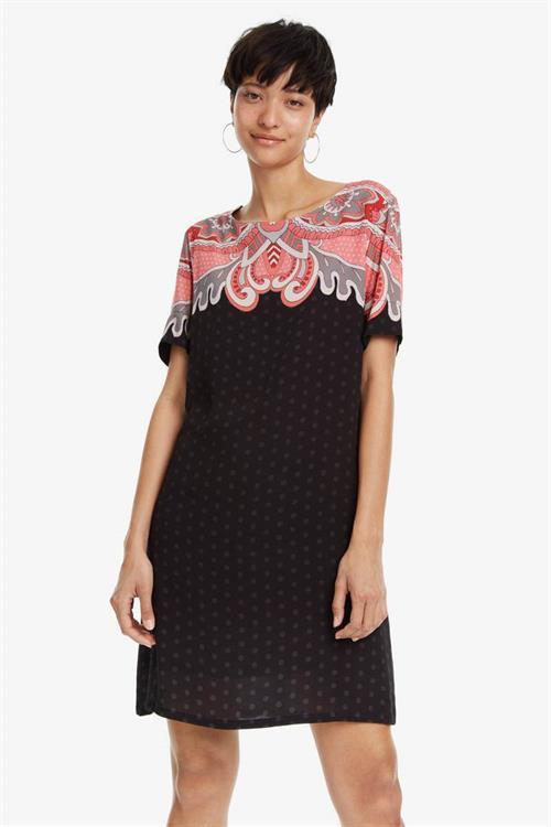 šaty Desigual Túnica negro