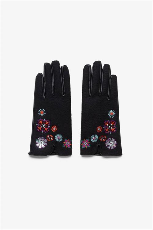 rukavice Desigual Nanit negro