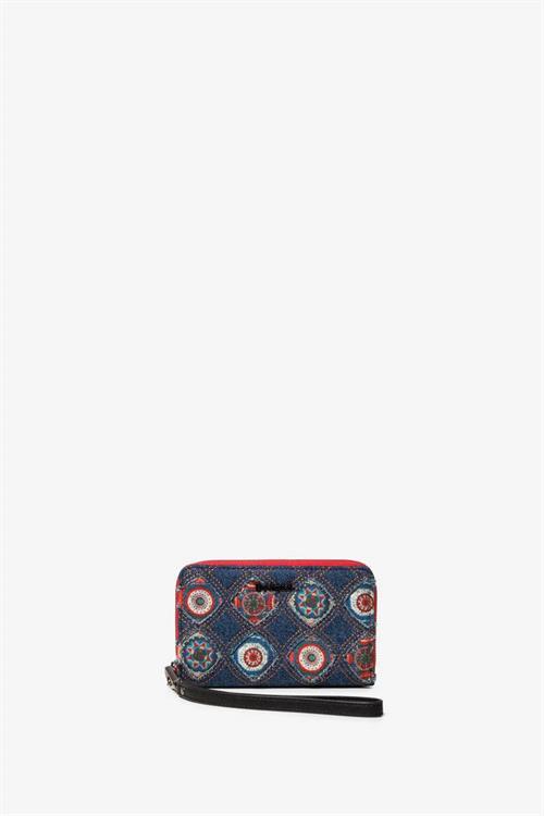 peňaženka Desigual Vostok Mini Zip jeans