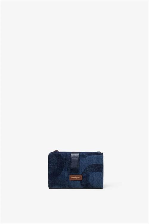 peňaženka Desigual Gravity Pia Mini jeans
