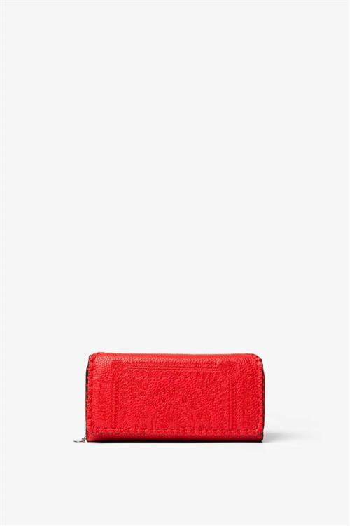 peňaženka Desigual Soft bandana M rojo fuerte
