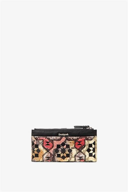 peňaženka Desigual Mone Octavia marron oscuro