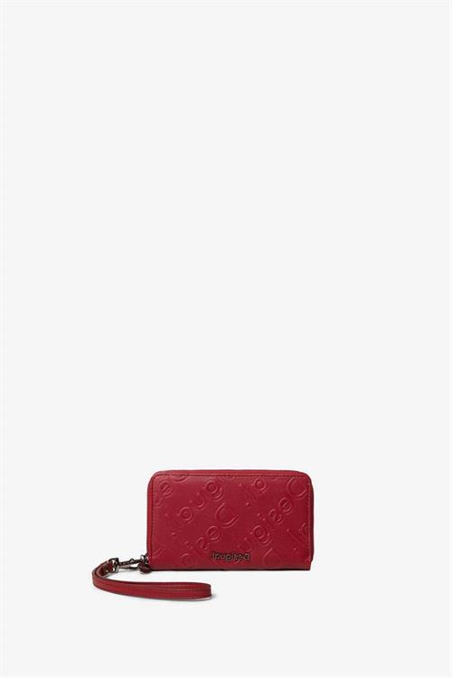 peňaženka Desigual Colorama Mini Zip granate