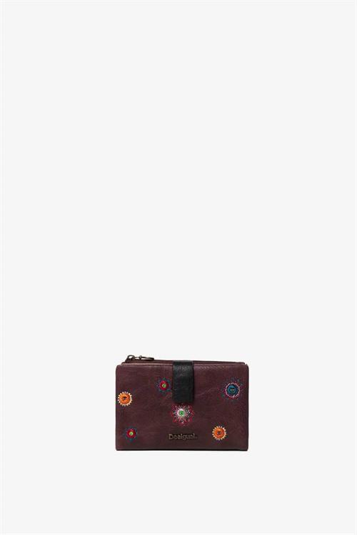 peňaženka Desigual Rep Julietta Mini burdeos