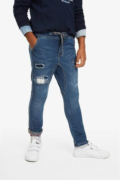 jeansy Desigual Cast denim medium wash